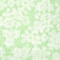 Lunch Servietten PRETTY LACE light green