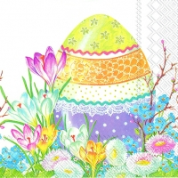 Lunch Servietten DECORATIVE EASTER EGG