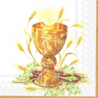 Serviettes lunch CHALICE