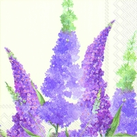 Lunch Servietten BUDDLEIA cream