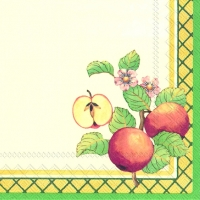 Lunch napkins FRENCH GARDEN II