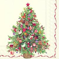 Lunch Servietten CHRISTMAS TREE