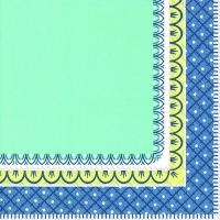 Lunch napkins CASALE BLU (V&B)