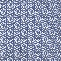 Servietten 33x33 cm - LOFT weiß blau