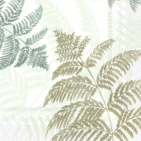 Serviettes lunch FERN linen