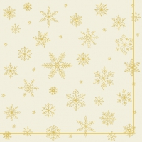 Lunch napkins CLASSIC ALLOVER (V&B) gold