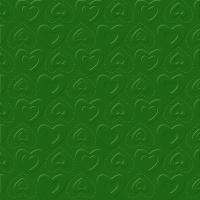 Servetten 33x33 cm - CARINO UNI groen
