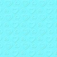 Servilletas 33x33 cm - CARINO UNI azul blanco