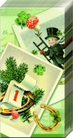 handkerchiefs Chimney Sweep green