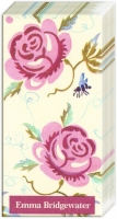 handkerchiefs Rose and Bee