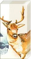 handkerchiefs MOUNTAIN DEER