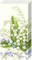 handkerchiefs CONVALLARIA cream