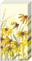 handkerchiefs CONEFLOWER cream