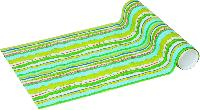 Table Runner LINETT green