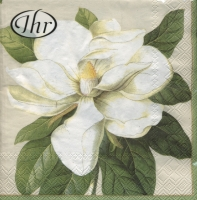 Lunch napkins MAGNOLIA cream