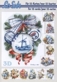 3D Bogen Buch Format A5