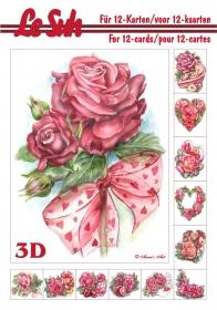 Hojas de 3D - Libro Rosen Format A5