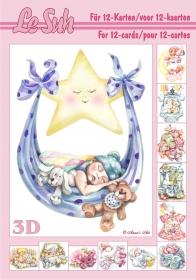 Hojas de 3D - Libro Geburt Format A5