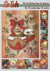 Hojas de 3D - Libro Weihnachtsstimmung - Formato A5