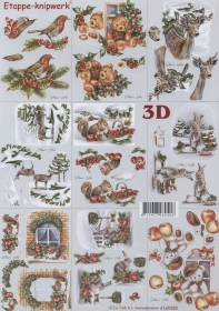 Carta per 3D Formato A4