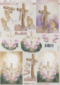 Łuk 3D - Format religijny A4