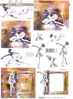 Carta per 3D Ballett - Format A4