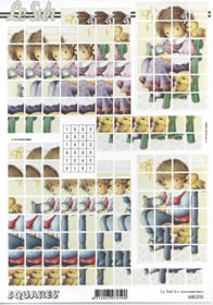 arco tridimensional - casillas Formato A4