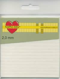 Form-Pads 2,0 mm - 5x5 mm