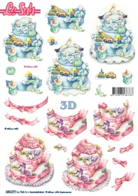 On 3D en feuilles Format A4