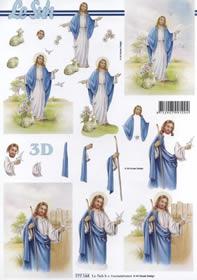 3D Bogen Religion Format A4