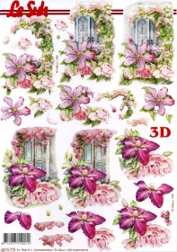 3D sheet  - Format A4