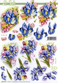 Carta per 3D Lilien - Formato A4