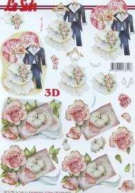 Hojas de 3D