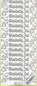 stickers - Glitter Stickers green