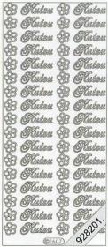 Stickers fi - Kutsa - silber