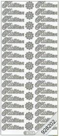 Stickers fi - Klitäen - silber