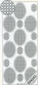 Stickers Mosaik - lilac
