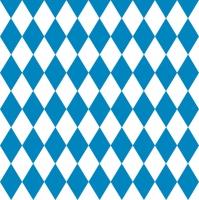Lunch Servietten Bayern Route