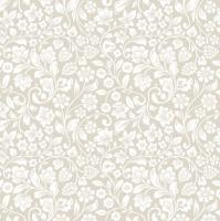 Lunch Servietten Romantic Meadow beige