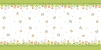 Table runner 40 cm x 24 ldm. - INSA