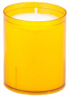 24 Refill Cups yellow