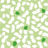 50 Linclass Serviettes dinner SILAS grün