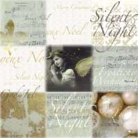Lunch napkins Silent Night