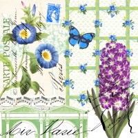 Napkins 33x33 cm - Spring Greetings