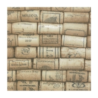 Cocktail napkins Corks