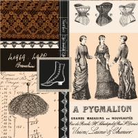 Lunch napkins Pygmalion