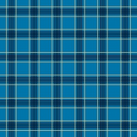 Lunch napkins Checkered blue
