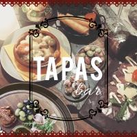 Napkins 33x33 cm - Tapas Bar