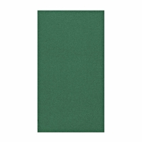 Catering  napkins dark green