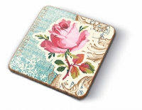 Cork coasters Roses Of Love